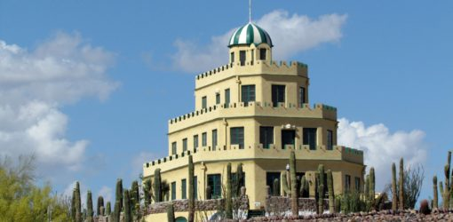 Tovrea Castle – An Urban Historic Landmark Surrounded by the Desert