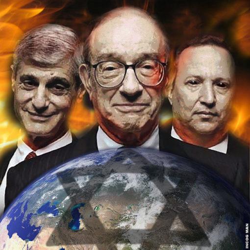 Jew World Order