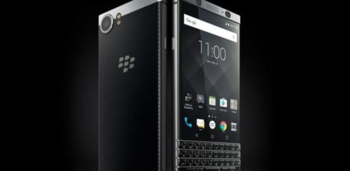 BlackBerry delays KEYone release until May
