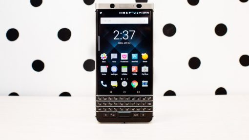 BlackBerry KeyOne review: part productivity, part nostalgia