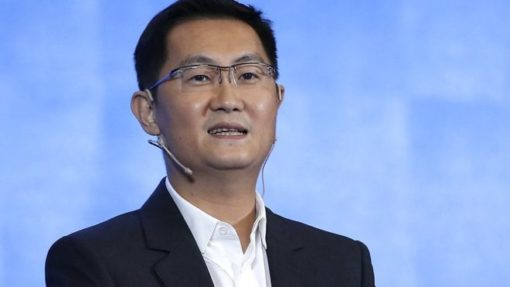 Tencent chief 'richer than Google founders'